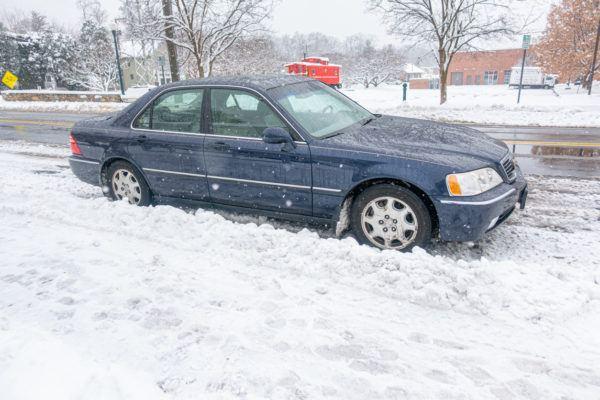 Mejores trucos consejos para conducir por hielo nieve sin control