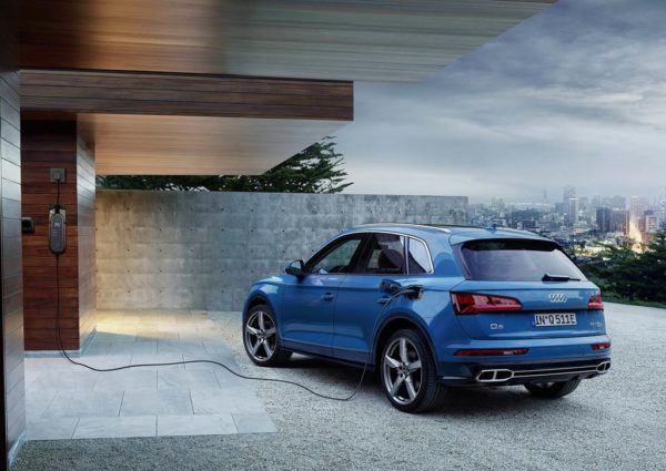 Los mejores coches híbridos en 2021 Audi Q5 TFSe