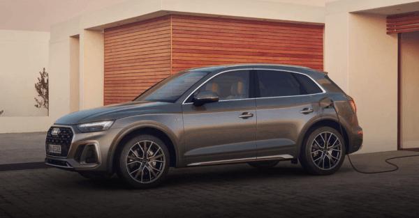 Los mejores coches híbridos en 2021 Audi Q5 TFSIe