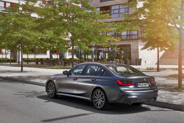 Los mejores coches híbridos en 2021 BMW 330e