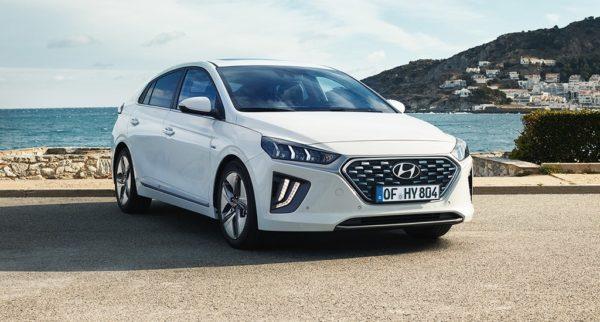 Los mejores coches híbridos en 2021 Hyundai Ioniq