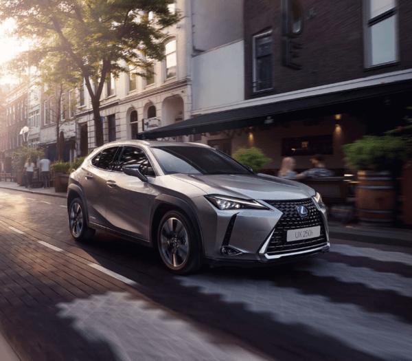 Los mejores coches híbridos en 2021 Lexus UX
