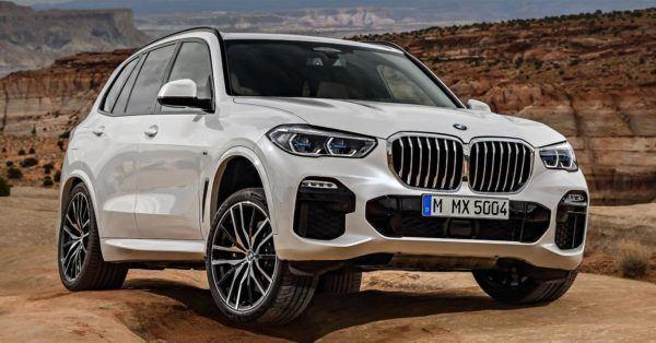 Los mejores coches todoterreno 2021 BMW X5