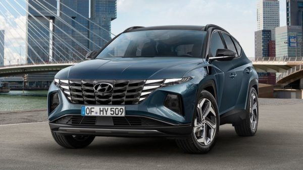 Los mejores coches todoterreno 2021 Hyundai Tucson 2021
