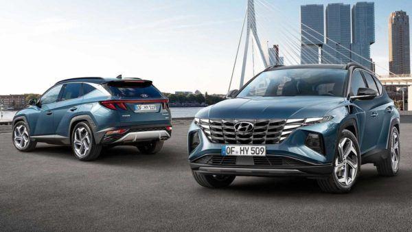 Los mejores coches todoterreno 2021 Hyundai Tucson 2021 Híbrido