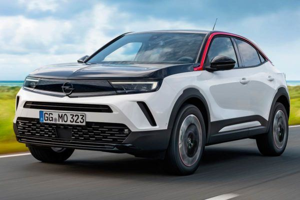 Los mejores coches todoterreno 2021 Opel Mokka