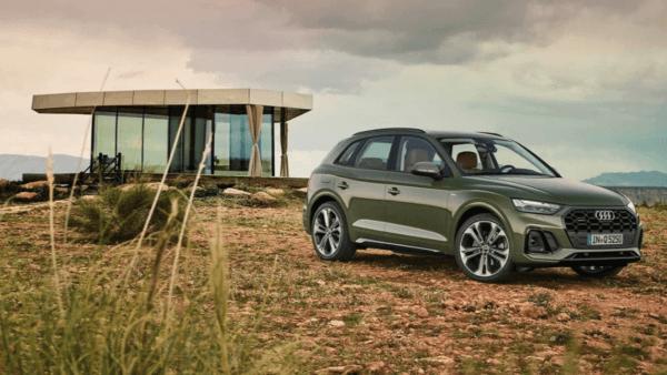 Audi Q5 2021: precio, ficha técnica y fotos frontal
