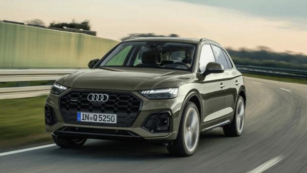 Audi Q5 2021: precio, ficha técnica y fotos OLED