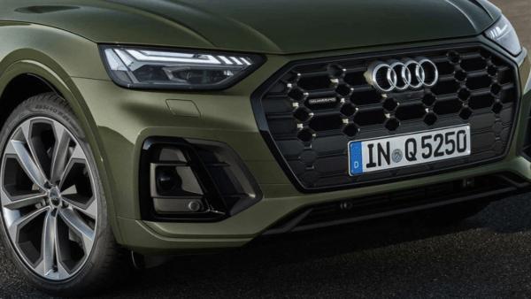 Audi Q5 2021: precio, ficha técnica y fotos parrilla