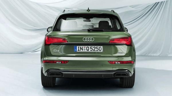 Audi Q5 2021: precio, ficha técnica y fotos difusores