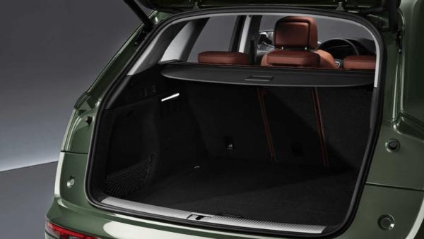 Audi Q5 2021: precio, ficha técnica y fotos maletero