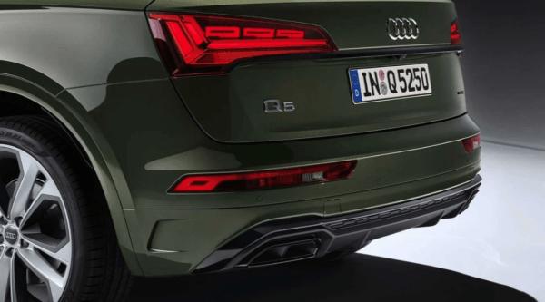 Audi Q5 2021: precio, ficha técnica y fotos ópticas