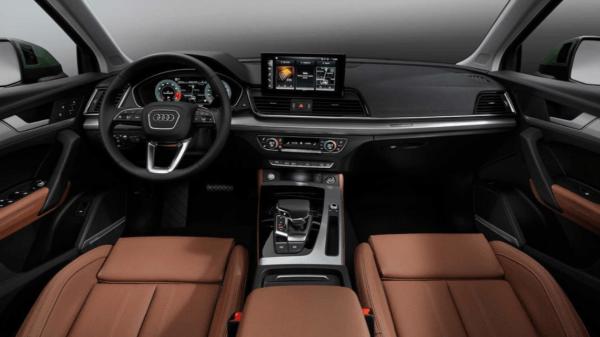 Audi Q5 2021: precio, ficha técnica y fotos piloto