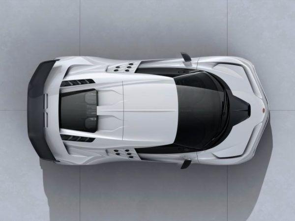 Bugatti Centodieci: precio, ficha técnica y fotos potencia