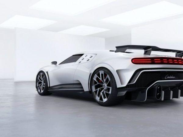 Bugatti Centodieci: precio, ficha técnica y fotos ruedas