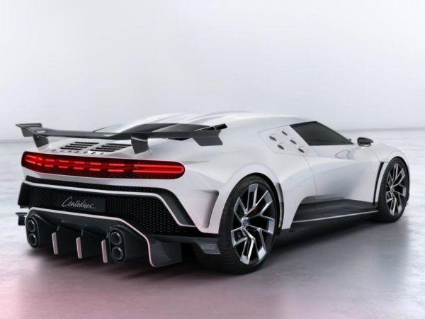 Bugatti Centodieci: precio, ficha técnica y fotos velocidad máxima