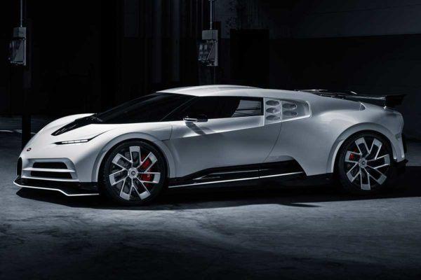 Bugatti Centodieci: precio, ficha técnica y fotos 8 millones de euros