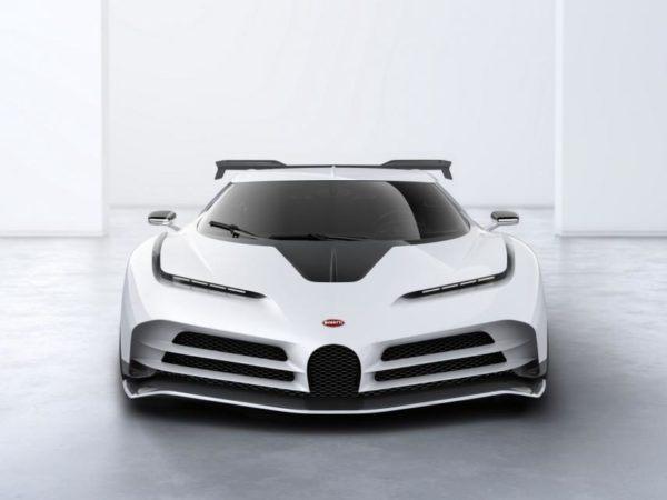Bugatti Centodieci: precio, ficha técnica y fotos edición limitada