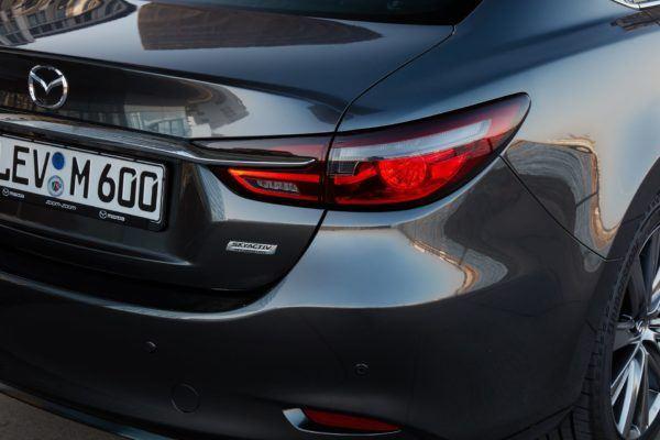 Mazda 6 2021: precio, ficha técnica y fotos colores