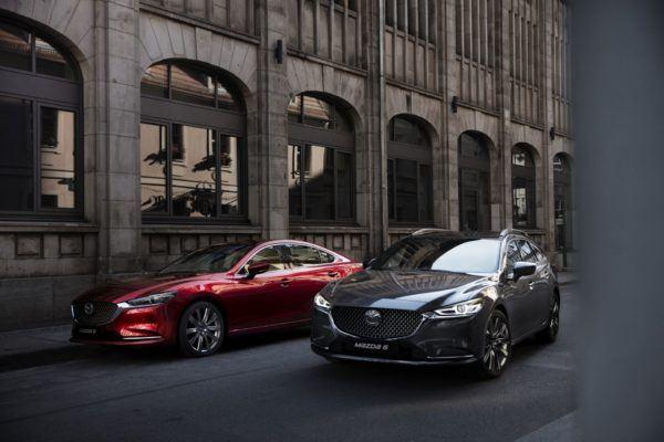 Mazda 6 2021: precio, ficha técnica y fotos diseño