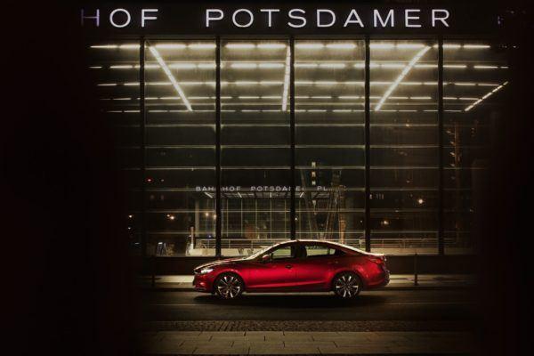 Mazda 6 2021: precio, ficha técnica y fotos lateral