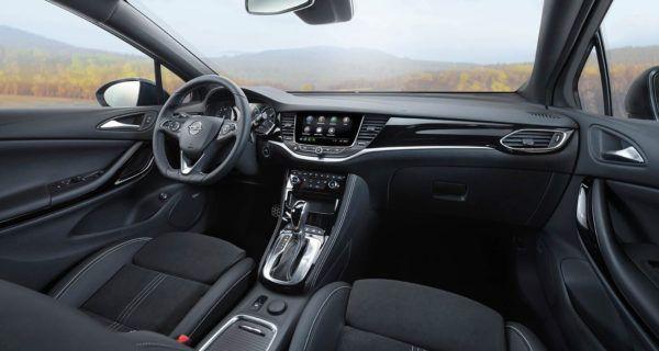 Opel Astra 2021: precio, ficha técnica y fotos interior