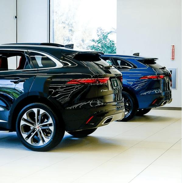 ¿Qué es un coche híbrido ligero? Los mejores coches híbridos ligeros en relación calidad precio Jaguar SUV