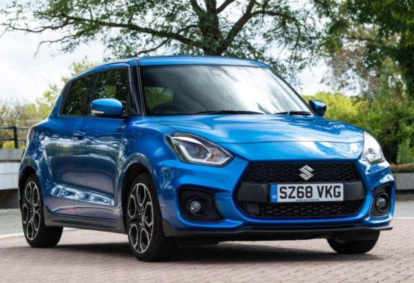 ¿Qué es un coche híbrido ligero? Los mejores coches híbridos ligeros en relación calidad precio Suzuki Swift