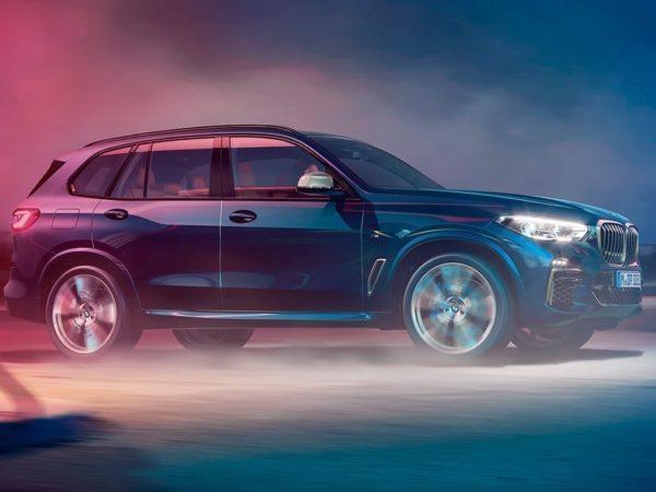 BMW X5 2021: precio, ficha técnica y fotos diseño
