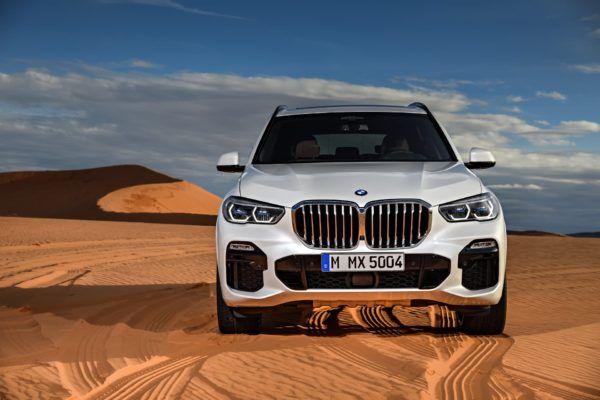 BMW X5 2021: precio, ficha técnica y fotos offroad