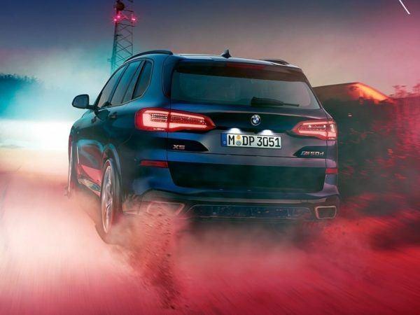 BMW X5 2021: precio, ficha técnica y fotos ópticas