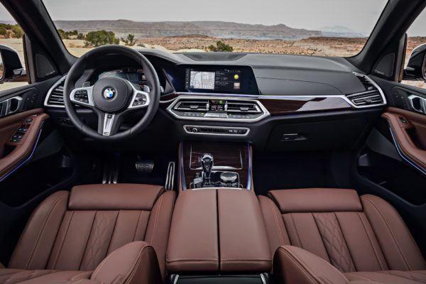 BMW X5 2021: precio, ficha técnica y fotos piloto y copiloto