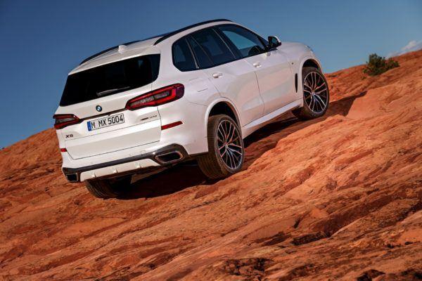 BMW X5 2021: precio, ficha técnica y fotos velocidad