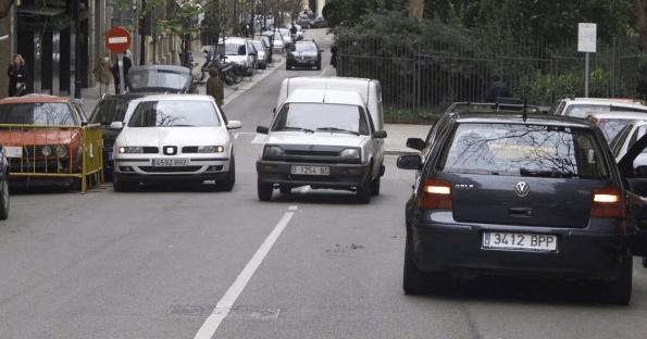 ¿Cuáles son los límites de velocidad en España? En ciudad