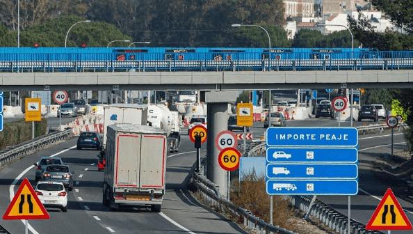¿Cuáles son los límites de velocidad en España? Ciudad