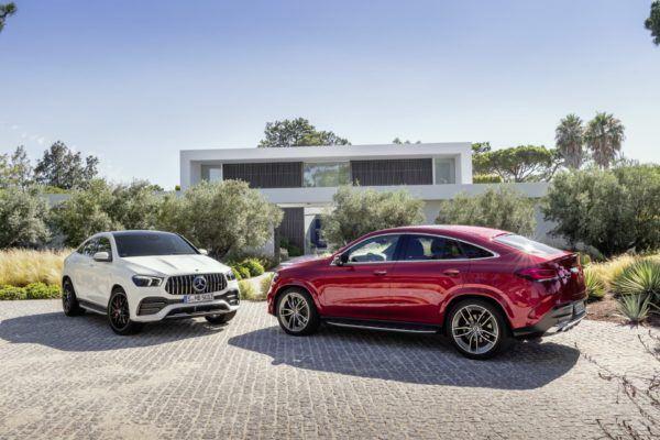Mercedes GLE 2021: precio, ficha técnica y fotos colores