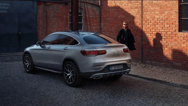 Mercedes GLE 2021: precio, ficha técnica y fotos gris