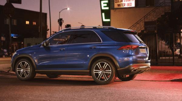 Mercedes GLE 2021: precio, ficha técnica y fotos lateral