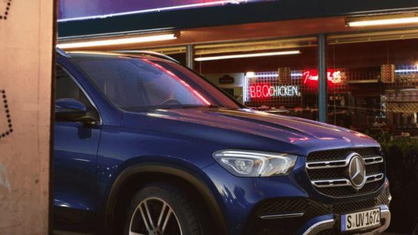 Mercedes GLE 2021: precio, ficha técnica y fotos ópticas
