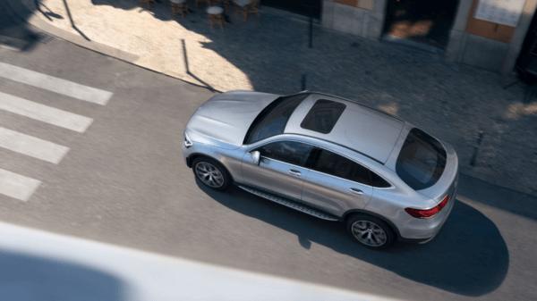 Mercedes GLE 2021: precio, ficha técnica y fotos techo