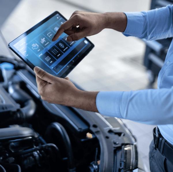 ¿Cómo es y cuánto vale la ITV de un coche eléctrico? Programa informático ITV