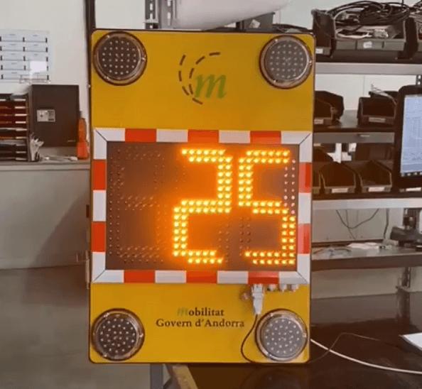 Multas por exceso de velocidad: límites, multas y la pérdida de puntos radar pruebas