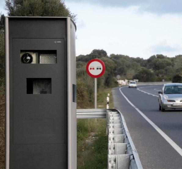 Multas por exceso de velocidad: límites, multas y la pérdida de puntos radar en autovía