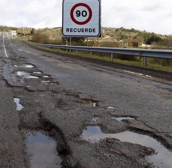 Multas por exceso de velocidad: límites, multas y la pérdida de puntos señal tráfico
