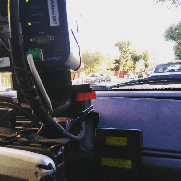 Multas por exceso de velocidad: límites, multas y la pérdida de puntos radar móvil