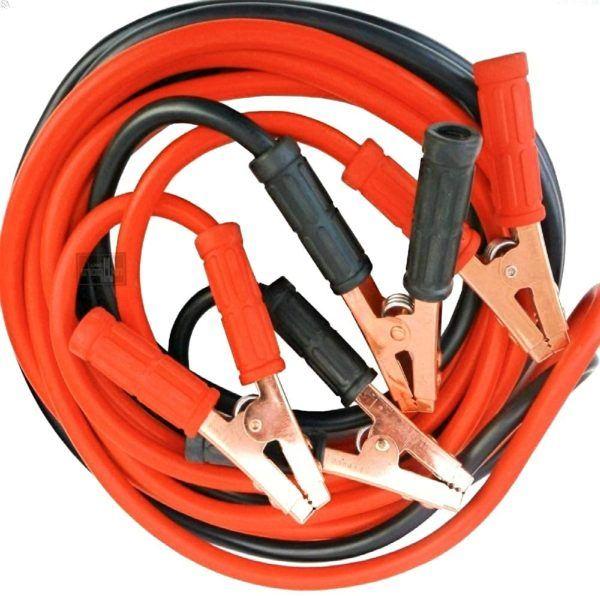 Mejores accesorios para tu vehiculo en verano cables batería coche