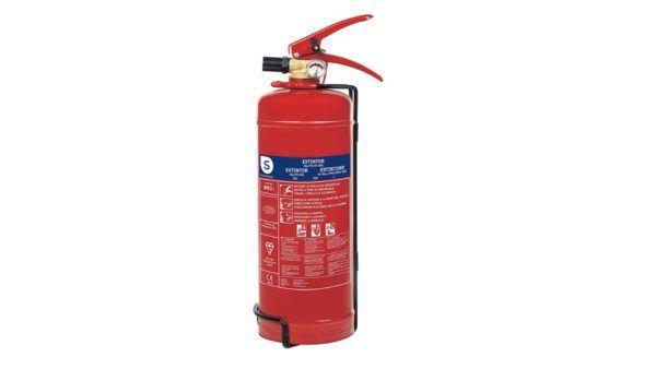 Mejores accesorios para tu vehiculo en verano extintor incendios