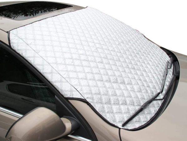 Mejores accesorios para tu vehiculo en verano parasol parabrisas