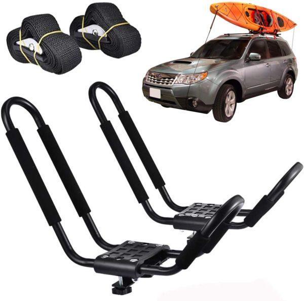Mejores accesorios para tu vehiculo en verano portaequipajes