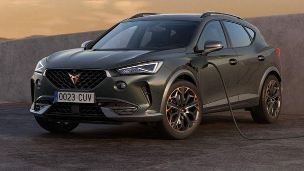 Los mejores coches híbridos enchufables de 2022 Cupra Formentor